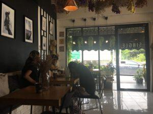 ร้านกาแฟ single cafe ชะอวด