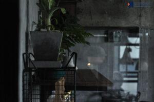 ร้านกาแฟ little black coffee ทางไปปากนคร นครศรีธรรมราช