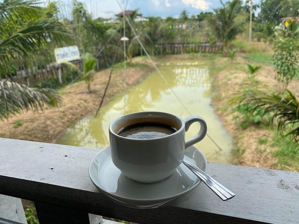 ร้านกาแฟ บางขัน สวน